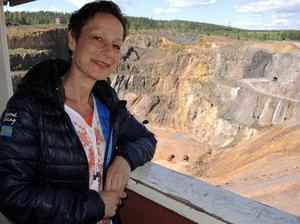 Direktsändningen kommer att ledas av Christina Staberg, kommunens världsarvssamordnare. Foto: Arkiv