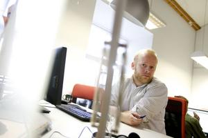 Patrik Björn, den medarbetare som ligger bäst till just nu.