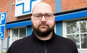 Benny Viklund, sjuksköterska i Västerås.