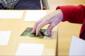 """Sedan i höstas omfattas även de äldre av Berg kommuns demensprojekt. """"Vi jobbar numera även med det sociala innehållet"""", berättar Diana Lindgren."""