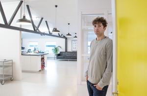 Industridesignern Jacob von Matern formger ryggsäckar och väskor för varumärken som är verksamma inom friluftsindustrin.
