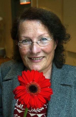 Sigrid Combüchen har varit Augustnominerad två gånger tidigare och borde bli det även i år för romanen