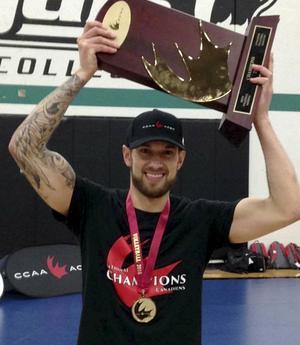 Nic Dubinsky till Tierp Volley.