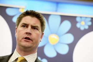 Oscar Sjöstedt, ekonomisk-politisk talesperson för Sverigedemokraterna.