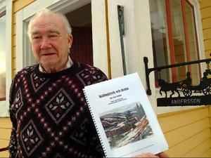 Johan Andersson hyllas med konsert med sina låtar.                                                                                       Foto: Ingvar Ericsson