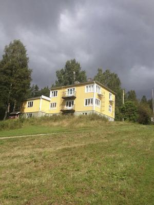 Utviksgårdens huvudbyggnad.