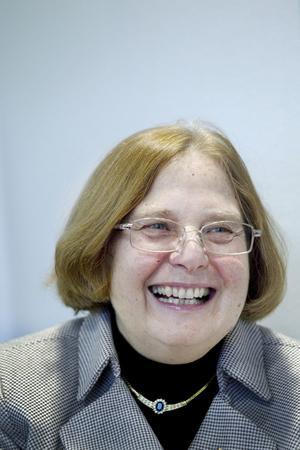 Barbara Bergström, grundare och ägare av Internationella Engelska skolorna i Sverige.