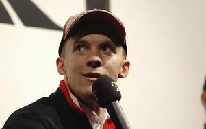 Mattias Ekström. Foto:
