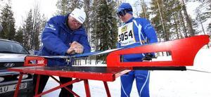 Roger Eriksson och Jari Toivanen.