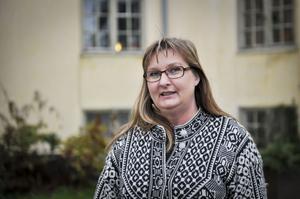 Katarina Ödmark som driver Boda borg ska vara med i Sjuans ockulta magasin Det okända.