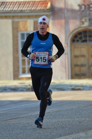 Per Eklöf, snabbaste Noralöparen på herrsidan