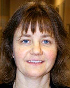 Maja Stopek är ny vice ordförande i fullmäktige och Hallbo. Hon är också ny ordinarie ledamot i kommunstyrelsen.  BILD: SAMUEL BORG