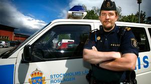 Skyddsombudet Patrik Gustafsson.