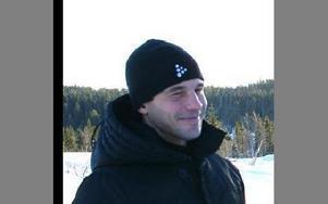 Peter Zachrisson, vd på Stena Renewable Energy.FOTO: ANDERS BJÖRKLUND