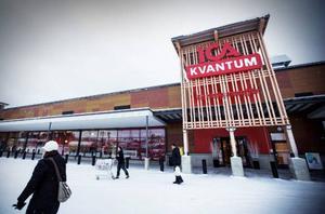 I höst får Ica Kvantum sällskap i fastigheten av Systembolaget.