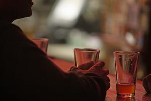 Hans Lindgren saknar alkoholpolitik i partiernas valmanifest inför valet. Foto:MichaelAlbans/SCANPIX