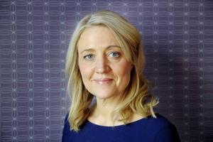 Klara Zimmergren är programledare för nya