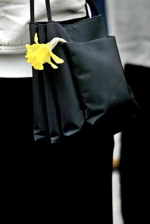 Påskupprop igen. På måndag protesterar Svenska kyrkan åter mot regeringen.foto: scanpix