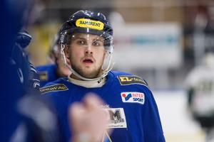 Oliver Nordmark i Arbogatröjan.