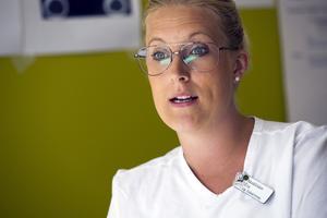 Gör extrapass. Tack vare sådana som sjuksköterskan Eva Karlsson klarar akuten vård och patientsäkerhet.