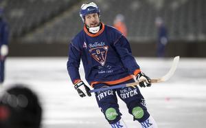 Per Hellmyrs har som så många gånger tidigare varit en ledande spelare i Bollnäs den gångna veckan.