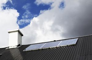 Elproduktionen från solceller utgör i dag cirka 0,1 procent av Sveriges totala produktion. Foto: Thorsten Handler