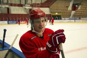 Jonathan Dahlén är en av tre Timrå IK-spelare som är med på listan med spelare som är intressanta inför draften 2016.