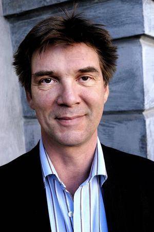 Henrik Zipsane, chef på länsmuseet Jamtli.