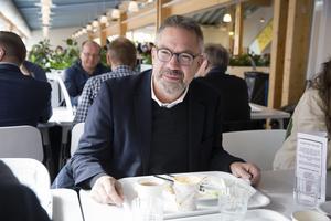Karl Andersson på LTU vill gärna samarbeta med högskolan i Gävle kring datacenterforskning.