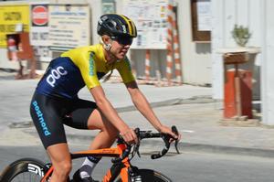 Emilia Fahlin är en vinnare igen. På torsdagen tog hon karriärens sjunde proffsseger. Arkivfoto: Svenska cykelförbundet