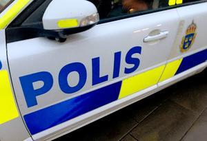 Polisen larmades om händelsen strax efter 18.00.
