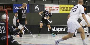Sala Silverstadens Markus Thuvander gjorde två av målen.