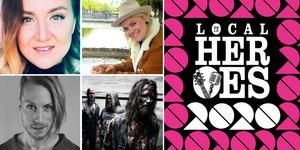 Här är artisterna som kan få priser på årets Locas Heroes-gala.