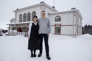 Erik och Erica Sjöström. Bild: Per Landfors/VK