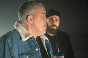 Foto: Sören Vilks Leif Andrée och Pablo Leiva Wenger i
