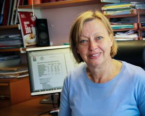 Eva Södergård menar att kritiken för den vegetariska veckan var förväntad, men att utfallet blev positivt. Arkivfoto: Eva Högkvist