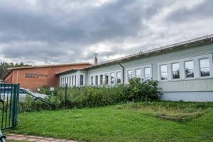 Orrvikens skola. Bild: Arkiv