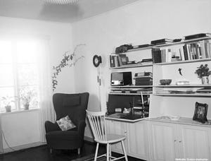 Kävesta folkhögskola 1950. Foto: Eric Sjöqvist/Örebro stadsarkiv