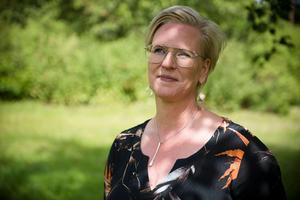 Tina Stjernberg, utvecklingsstrateg på Sundsvalls kommun.
