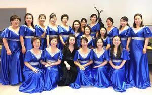 The Chinese Philharmonic Choir of Sweden.Foto: Privat