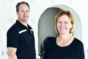Håkan och Carola Carlsson berättar om hotellet och varför de valde att ta över verksamheten.