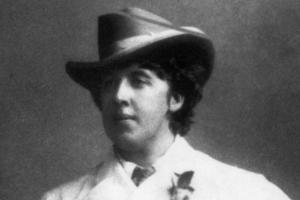 Oscar Wilde, 1854–1900, journalist, Irland: