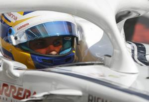 Marcus Ericsson blickar mot Indycar.