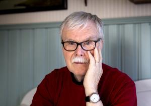 Det var en katastrof när sjukhuset i Söderhamn lades ner, tycker Jan Lindberg.