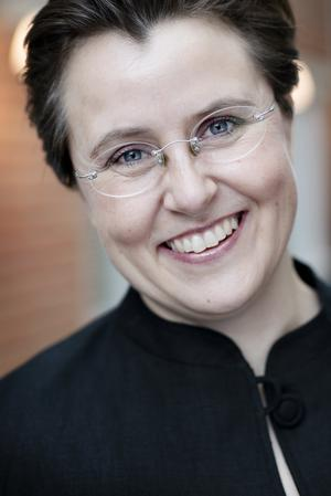 Marit Strindlund dirigerar