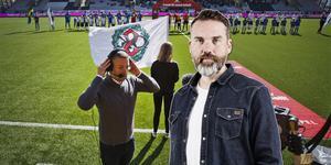 ÖSK är i allsvenskan men fotbollsstaden Örebro är mer än så. I damallsvenskan finns Kif Örebro. Och i de tre högsta herrserierna finns totalt fyra lag. Så många lag är det bara storstäder som Stockholm och Göteborg som kan mäta sig med.