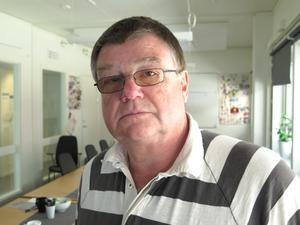 John Mälstam, chefläkare Region Gävleborg.
