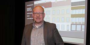 Pratar man om känslan av trygghet i en stad säger Erik Olsson: