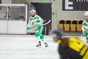 Det blir ingen final för Matilda Plan och VSK efter att laget slagits ut av skrällaget Skutskär i den tredje och avgörande semifinalen.