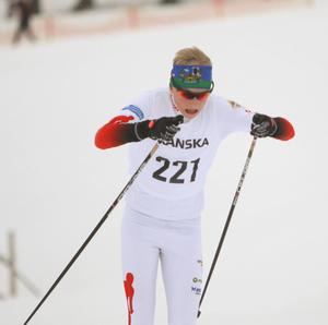 Gustav Pålsson, Utrikes, är en av favoriterna i H16-klassen.